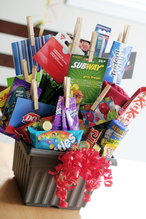 Diy Birthday Gift Basket Ideas For Her Mother S Day Round Up Fantastic