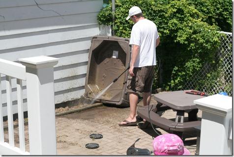 Deck Clean Up 001
