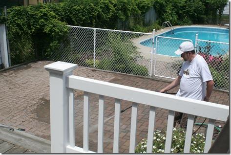 Deck Clean Up 021
