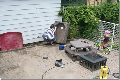 Deck Clean Up 018